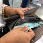 use cash in wallet