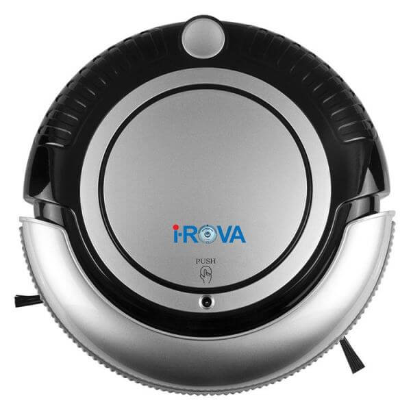 IROVA Intelligent VC-K6L Robot Vacuum Cleaner