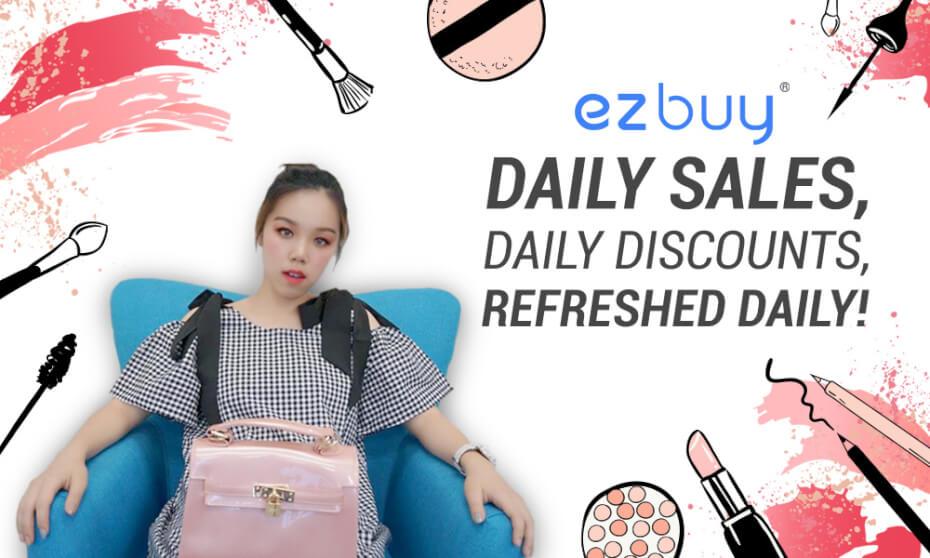 ezbuy daily sales