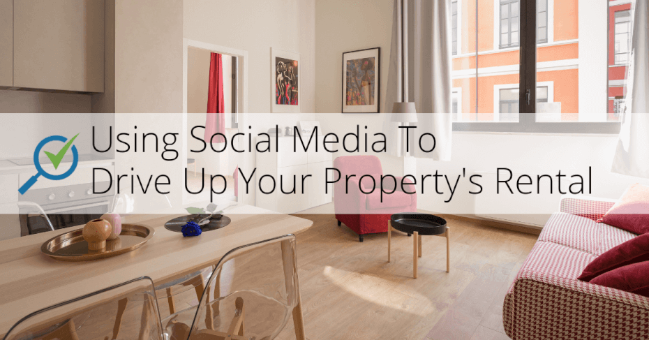Use Social Media To Drive Up Property's Rental
