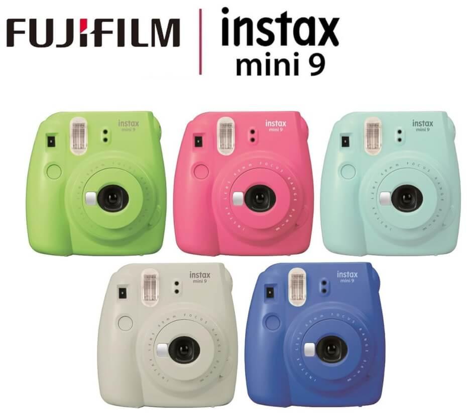 免费Fuji Instax Mini 9 照相机