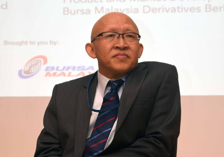 BMD Senior Executive Vice-president Product and Market Development Jeffrey Tan