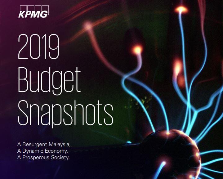 KPMG 2019 Budget Snapshots