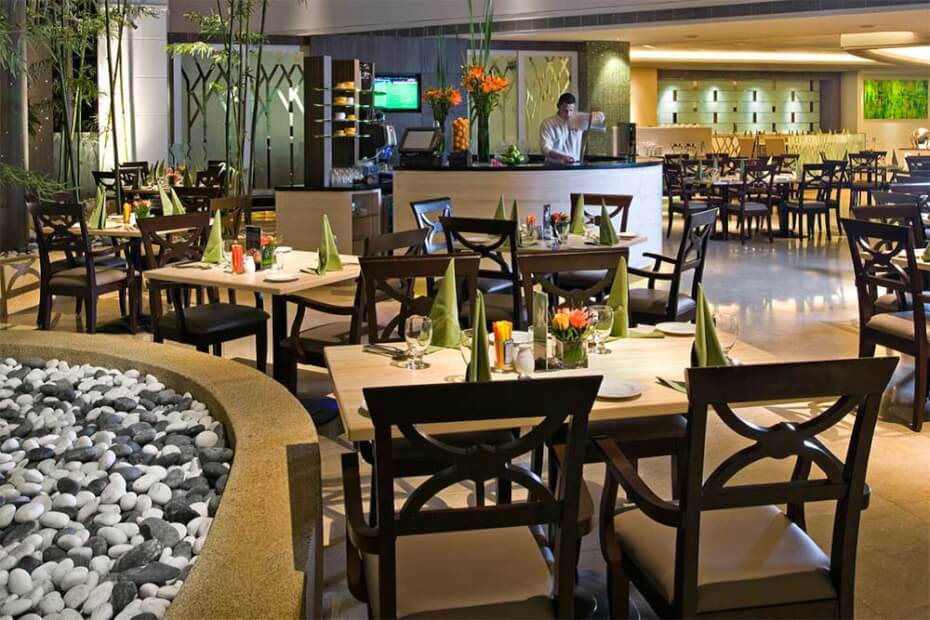 Buffet at Eastin Hotel Petaling Jaya Swez Brasserie
