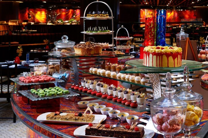buffet at essence restaurant sheraton imperial kuala lumpur