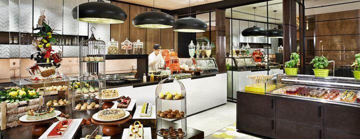 buffet at Lemon Garden Shangri-la Hotel Kuala Lumpur