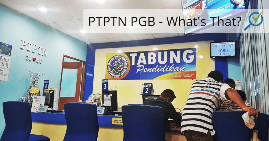 PTPTN PGB repayment scheme 2019