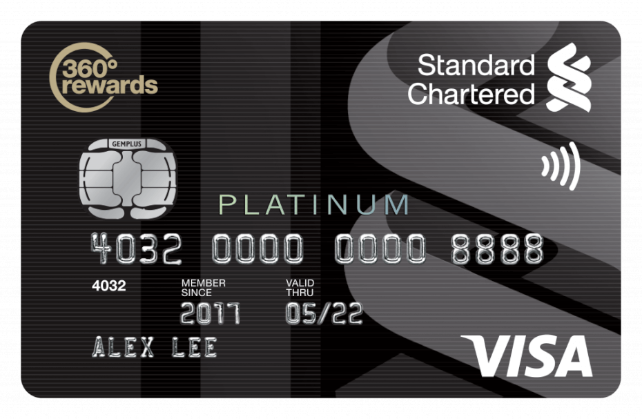 Review Standard Chartered Credit Cards In Malaysia Comparehero