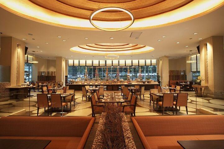 buffet at Tonka Bean Cafe Impiana KLCC Hotel Kuala Lumpur