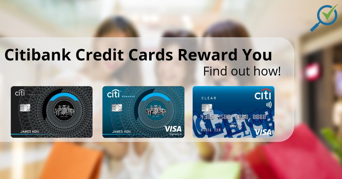 Citibank Credit Cards Reward You - Find out how!  CompareHero