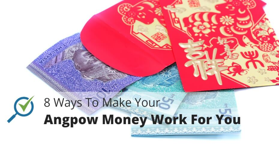 what to do with your chinese new year angpow money