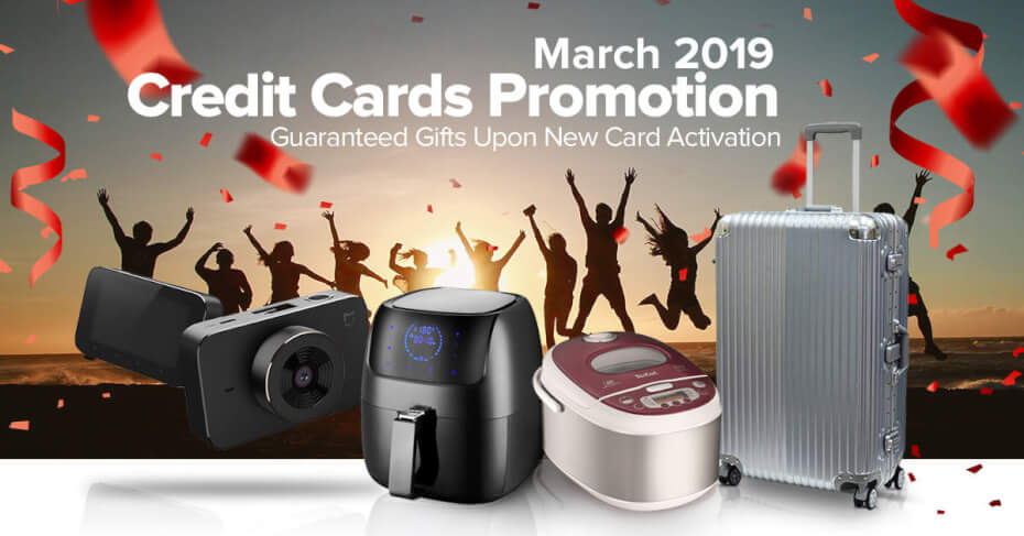 March 2019 Credit Card Offers