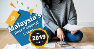 Malaysia's best personal loans 2019