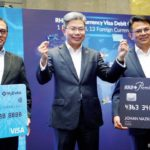 rhb launches 13 foreign currency visa debit card