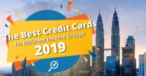 best credit card for different income groups 2019