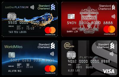 Standard Chartered Bank Malaysia Credit Card