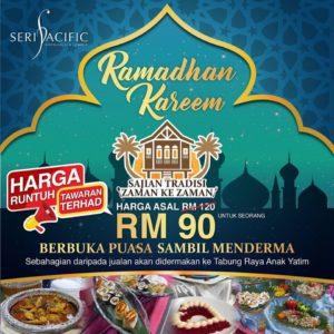 ramadan buffet promotion at seri pacific hotel kuala lumpur