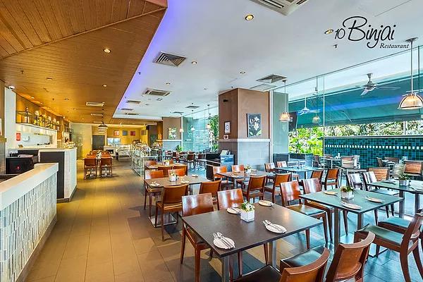 restoran binjai 10 PNB perdana hotel & suites on the park kl