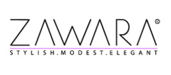 zawara muslimah wear logo