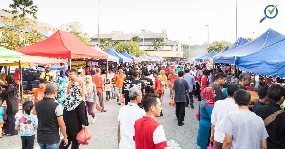 bazar ramadan during mco
